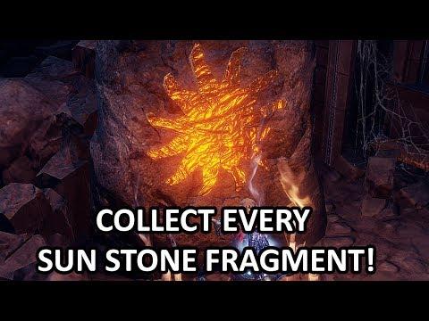 Shadows: Awakening - Sun Stone Fragment Locations
