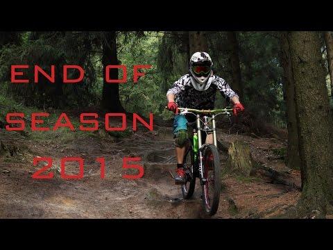 Downhill & Freeride End of Season 2015    Summer is Over PART 1    By BikingNL
