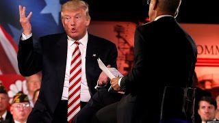 WATCH: Trump Allowed to LIE LIE LIE, Then Praises Vladimir Putin AGAIN