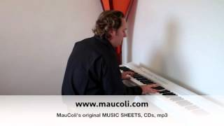 (I've Had) The Time Of My Life (B. Medley & J. Warnes) - Original Piano Arrangement by MAUCOLI