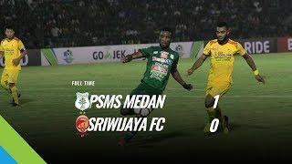 Download Video [Pekan 9] Cuplikan Pertandingan PSMS Medan vs Sriwijaya FC, 18 Mei 2018 MP3 3GP MP4