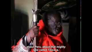 African Shaman: Last Breath Speech
