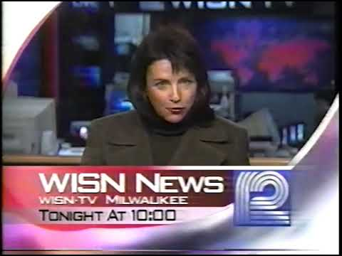 2001 WISN News at 10 Commercial 8