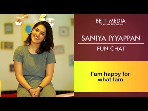Fun Chat With Saniya Iyyappan | Be It Media