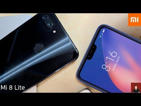 บทสรุป XIaomi Mi8 Lite สมาร์ทโฟนปลายปี 2018 ว่าควรโดนมั้ยในปี 2019