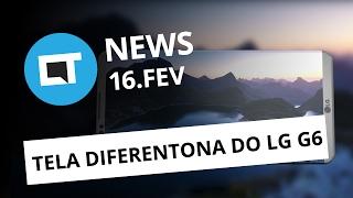 LG G6 diferentão, Guia de empregos no Facebook, novos chips da Qualcomm e + [CTNews]