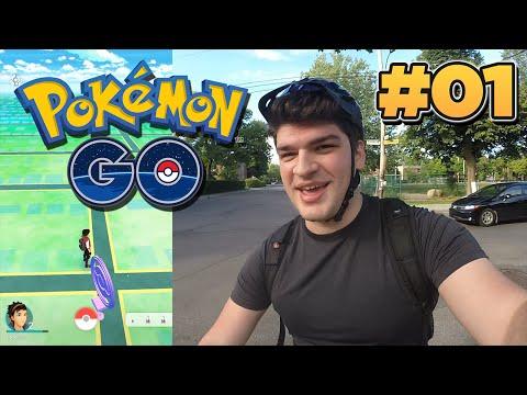 GO TEAM VALOR?? | Pokemon GO Adventures Episode 1
