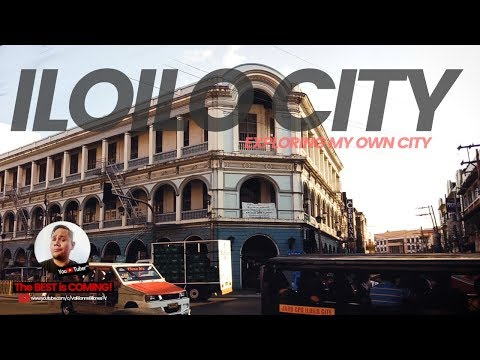ILOILO CITY DOWNTOWN CITY PROPER