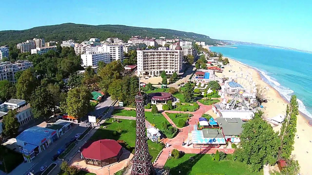 Varna Bulgaria  city photos : Dji Phantom 2 Vision Golden Sands, Varna, Bulgaria YouTube