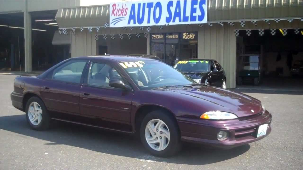 1996 Dodge Intrepid Sold