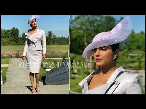 Priyanka Chopra at Prince Harry Royal Wedding London