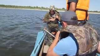Рыбалка сентябрь 2014