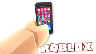 MOBILE WITH GAMES and APPS on ROBLOX!