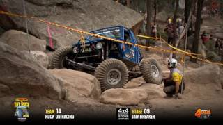 Tuff Truck Challenge 2016 - ROCK ON RACING on Jaw Breaker