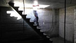 BC: Изготовление монолитной лестницы(, 2015-07-26T20:38:12.000Z)