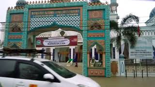 Banjir Di Lhoksukon,Aceh Utara 4 Desember 2017