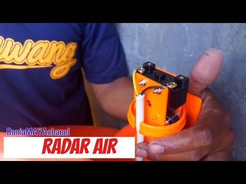 Cara Memasang Radar Tandon Air Saklar Otomatis Sanyo Air Pelampung Otomatis - Dunia Maya