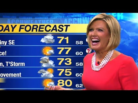 Weather Reporter Can't