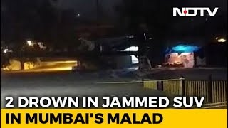 2 Drown In Jammed SUV In Mumbai& 39 s Malad After Record Rain