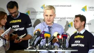 New political forces. Ukraine Crisis Media Center, 15th of September 2014