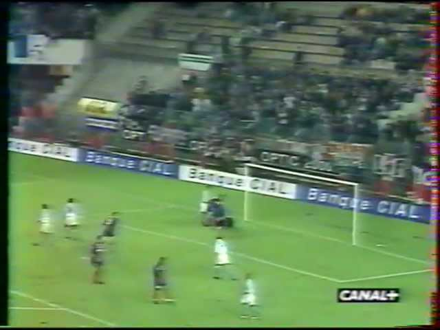 Strasbourg-PSG (saison 1998-1999)