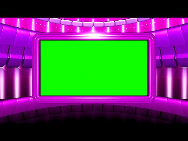 Green screen protector