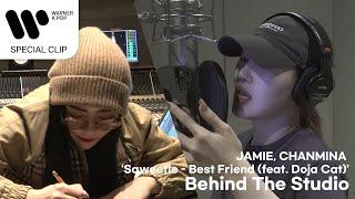 [BTS] JAMIE, CHANMINA 'Saweetie - Best Friend (feat. Doja Cat)' – Behind The Studio