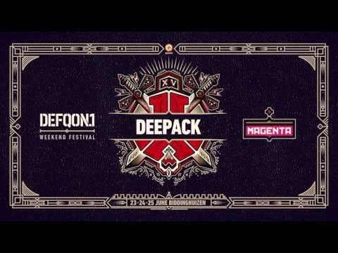 The colors of Defqon.1 2017 | MAGENTA mix by Deepack