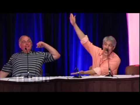'Eeyore is a depressed Optimus' Neil Kaplan & Garry Chalk discuss