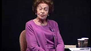 One Survivor Remembers: An Evening with Gerda Weissmann Klei