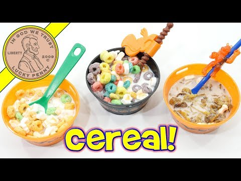 Halloween Limited Edition Cereal Apple Jacks - Fruit Loops - Frosted Flakes Chocolate - Kellogg