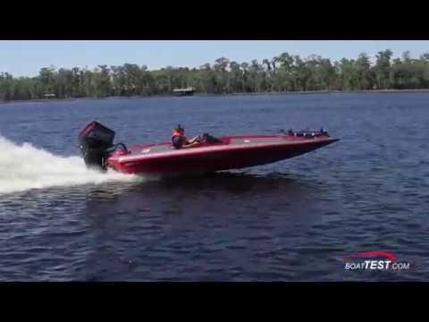 Bullet 21SST (2018-) Test Video - By BoatTEST com