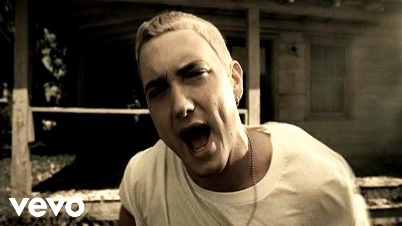 Why Is My Wallpaper Falling Off Eminem The Way I Am Youtube