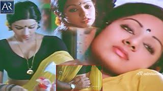 Padaharella Vayasu Movie Scenes | Sridevi alone with Doctor | AR Entertainments