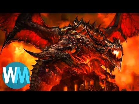 Top 10 Games Where You Fight a Freakin' Dragon!