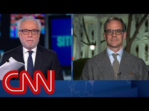 Blitzer presses Trump adviser: Has he read security document?