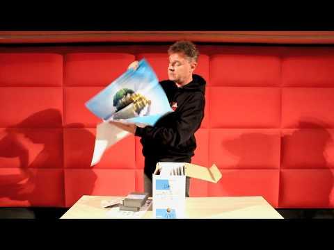 UNBOXING Filmcasino 2 - DAS SCHLOSS IM HIMMEL mit Thomas Fröhlich (ext. Version)