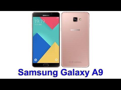 Samsung Galaxy A9 - 6-дюймовый смартфон с ёмкой батареей и поддержкой двух SIM-карт
