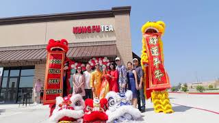 Kung Fu Tea Grand Opening @ New Caney, Texas