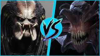 Predator VS Quiet Place Monster   BATTLE ARENA   A Quiet Place 2   DanCo VS