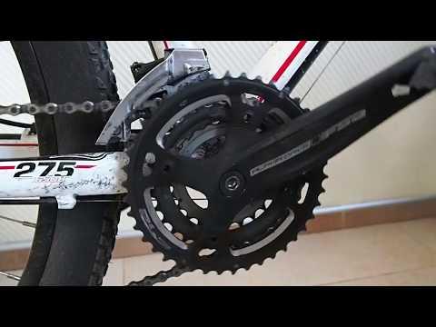 Защита системы велосипеда