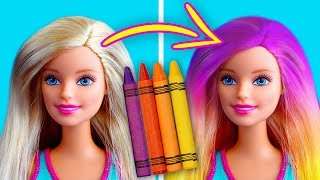 27 AMAZING IDEAS FOR YOUR BARBIE