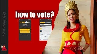 How to vote in Mobstar app for Miss World 2018, Miss Nepal Shrinkhala explains