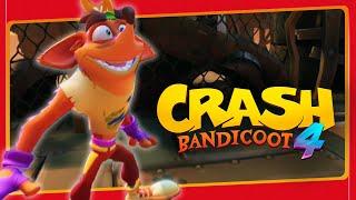 CRASH BANDICOOT 4 #2 - O Boss Toca Bateria! | Gameplay em Português PT-BR no Xbox One X