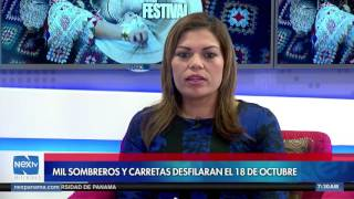 Festival Nacional del Sombrero Pintado en La Pintada