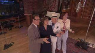 "This exclusive performance by The Manhattan Transfer of ""Route 66"",..."