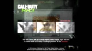 Как играть по интернету в Call Of Duty Modern Warfare 3 Coop HD