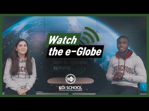 Watch the e-Globe Vol. 20, No. 1
