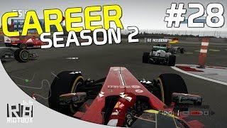 F1 2013 Career Mode Walkthrough Season 2 Ferrari - Part 28 - Germany [PC Gameplay]