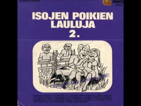 Isojen Poikien Lauluja - Sepän Sälli